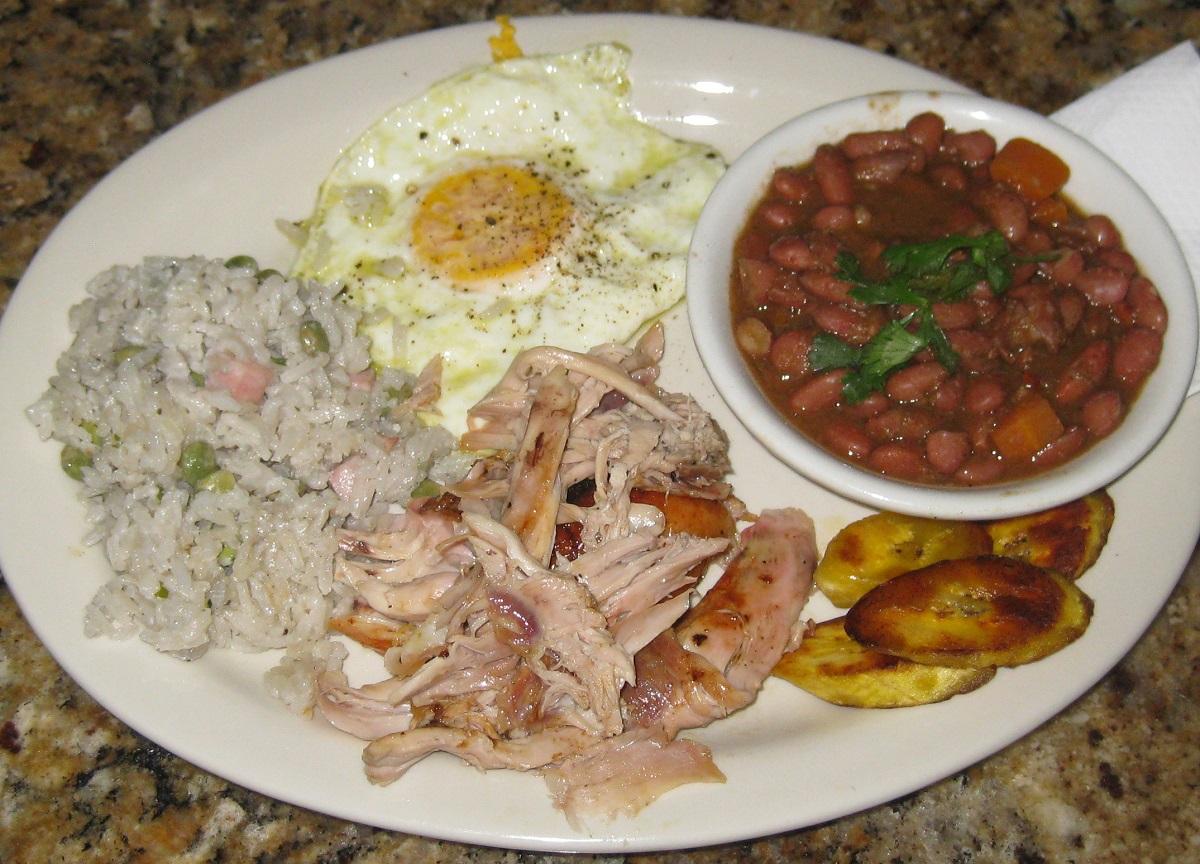 Red Beans Colombian Style C o o k L i v e L e a r n